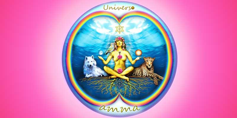 La Rosa Mística Universo AmmA