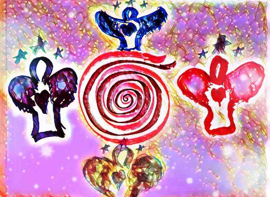 Espiral de Adviento de Universo AmmA